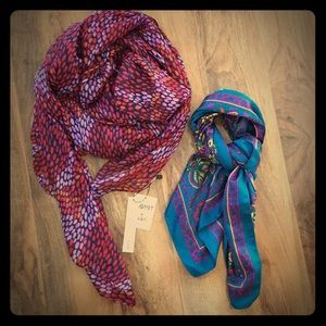 Accessories - Colorful Scarf Bundle